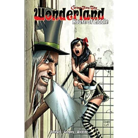 Wonderland: House of Liddle TP Books