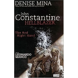 HELLBLAZER THE RED RIGHT HAND TP (MR) Books