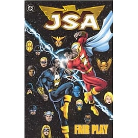 JSA TP VOL 04 FAIR PLAY Books