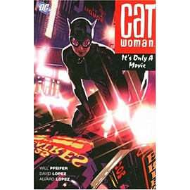CATWOMAN ITS ONLY A MOVIE TP Books