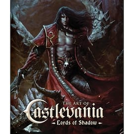 Art of Castlevania Lords Shadow Hardback Book Books