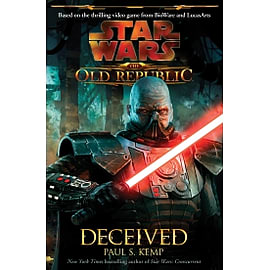 Star Wars The Old Republic Deceived Books