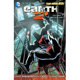 DC Comics Earth 2 Volume 3 Battle Cry Paperback The New 52 Books