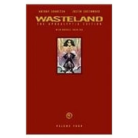 Wasteland The Apocalyptic Edition Volume 4 Hardcover Books
