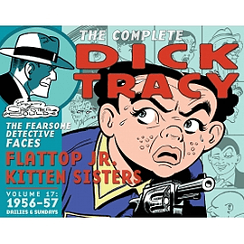 Complete Chester Goulds Dick Tracy Volume 17 Hardcover Books