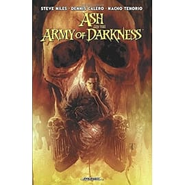 Ash and the Army of Darkness Paperback Books