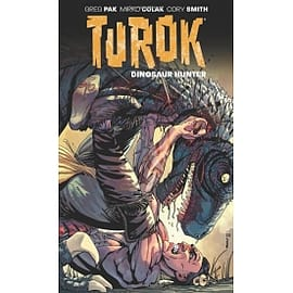 Turok Dinosaur Hunter Volume 1 Paperback Books