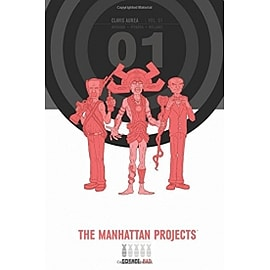 The Manhattan Projects Volume 1 Hardcover Books