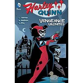 Harley Quinn Vengeance Unlimited Paperback Books