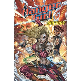Danger Girl Mayday Paperback Books