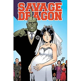 Savage Dragon: Growing Pains Books