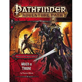 Pathfinder Adventure Path #104: Wrath of Thrune (Hell's Vengeance 2 of 6) Books