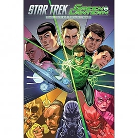 Star Trek/Green Lantern The Spectrum War Books