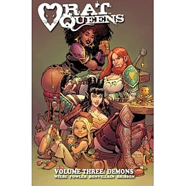 Rat Queens Volume 3 Demons Books