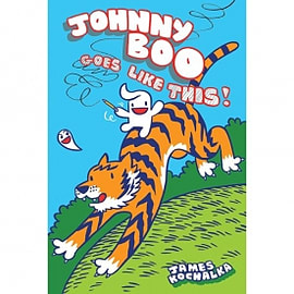 Johnny Boo Volume 7: Johnny Boo Goes Like This! Hardcover Books