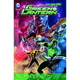 Green Lantern Volume 6: The Life Equation Books