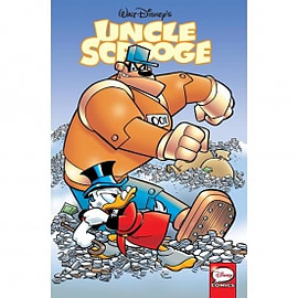 Uncle Scrooge Timeless Tales: Volume 1 Hardcover Books