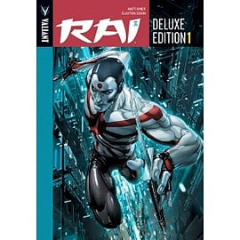 Rai Volume 1 Deluxe Edition Hardcover Books