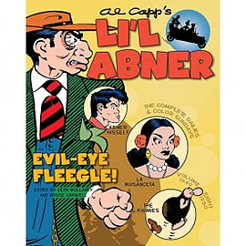 Li'l Abner The Complete Dailies & Color Sundays: Volume 8 Books