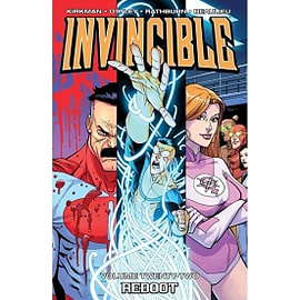 Invincible, Volume 22: Reboot Books