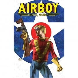 Airboy Archives Volume 4 Books
