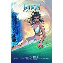 Fathom Volume 1: Definitive Edition New Printing Books