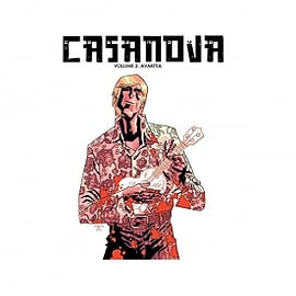 Casanova The Complete Edition Volume 3 Avaritia Hardcover Books