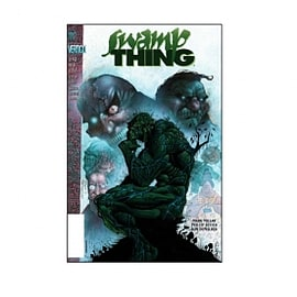 Dc Comics Swamp Thing The Root Books
