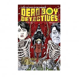 Dead Boy Detectives Volume 2 Paperback Books