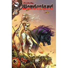 Wonderland Volume 6 Paperback Books