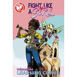 Fight Like A Girl Learning Curve Paperback Books