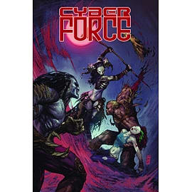 Cyber Force Rebirth Volume 2 Paperback Books