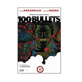 DC Comics 100 Bullets Book Three Paperback Books