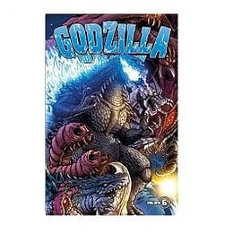 Godzilla Rulers of Earth Volume 6 Paperback Books
