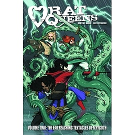 Rat Queens Volume 2 Paperback Books