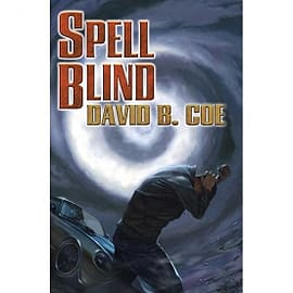 Spell Blind Case Files of Justis Fearsson #1 Books