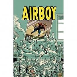 Airboy Deluxe Edition Hardcover Books