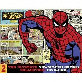 The Amazing Spider-Man The Ultimate Newspaper Comics Collection Volume 2 (1979-1981) Books