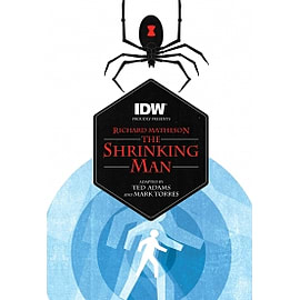 The Shrinking Man Books