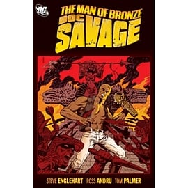 Doc Savage The Man of Bronze Books