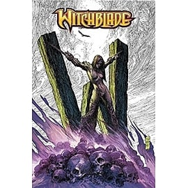 Witchblade 20th Anniversary Hardcover Books