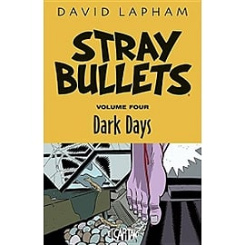 Stray Bullets, Volume 4 Dark Days Books