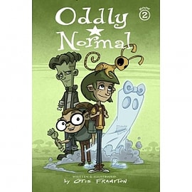 Oddly Normal Volume 2 Books