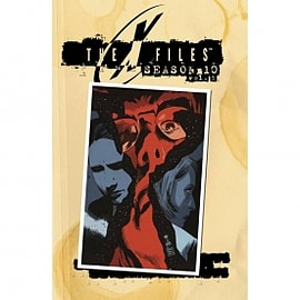 X-Files Season 10 Volume 5 Hardcover Books