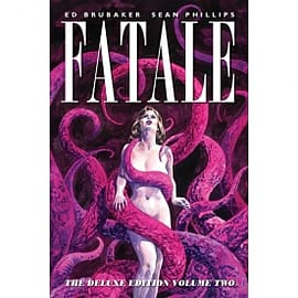 Fatale Deluxe Edition Volume 2 Hardcover Books