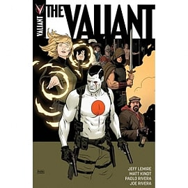 The Valiant Deluxe Edition Hardcover Books