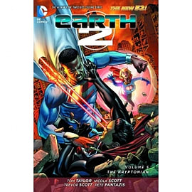 Earth 2 TP Volume 5 The Kryptonian Books