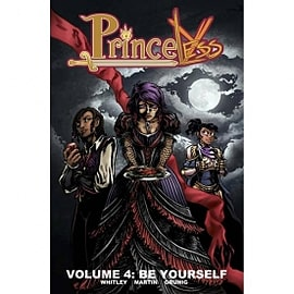 Princeless Volume 4 Be Yourself Books