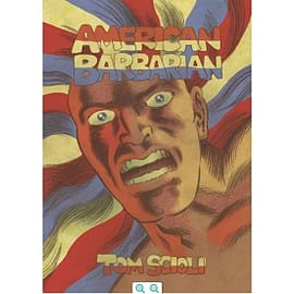 American Barbarian The Complete Series Hardcover Books