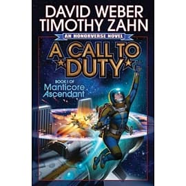 A Call to Duty Manticore Ascendant Series #1 Books